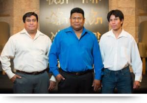 Gesher Shalom Crew Shot