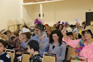 Purim Celebration 2016